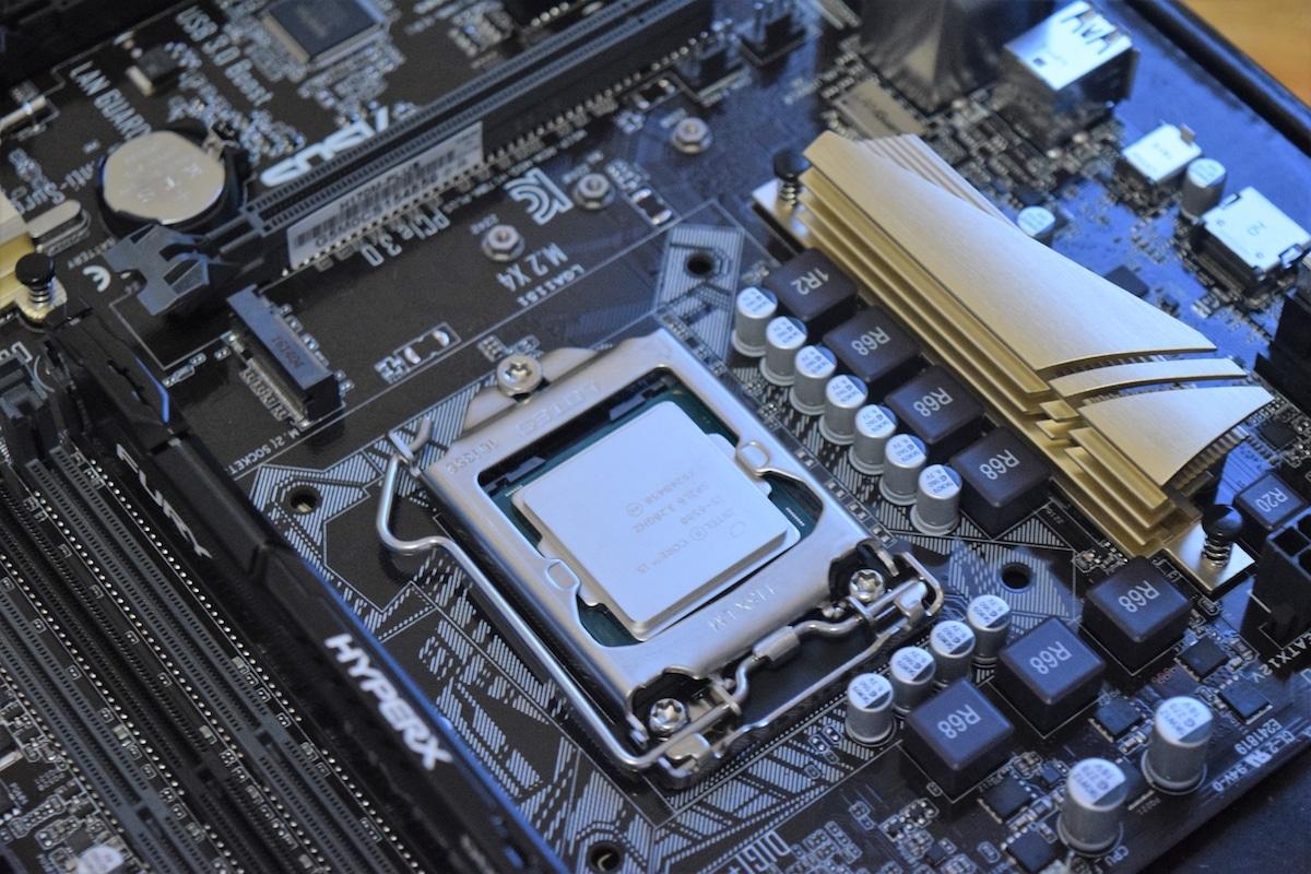 Modern-Computer-Chip